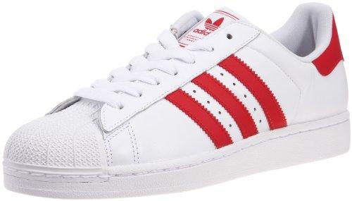 Adidas Superstar J Kinder-Sneaker, Weiß - Weiß - Größe: 36 2/3 EU