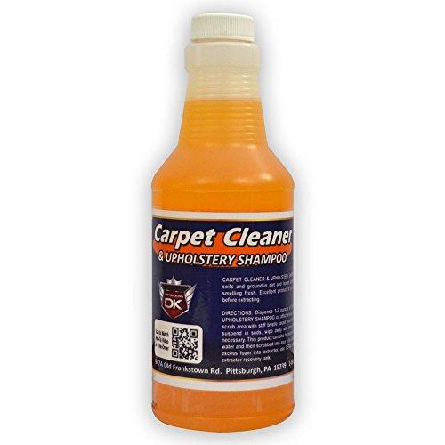 Detail King Automotive Carpet Cleaner & Car Upholstery Shampoo - Auto Detailing Carpet Cleaner for Car Interior - 16oz