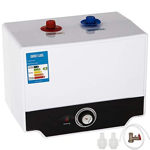 VEVOR Calentador de Agua Eléctrico 2 kW, Mini Calentador de Agua 12...