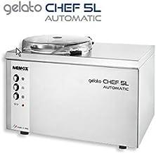 NEMOX Heladera Gelato Jefe Automatic 5L