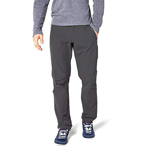 Helly-Hansen Men's Crewline Quick-Dry Pant, Ebony, 34W