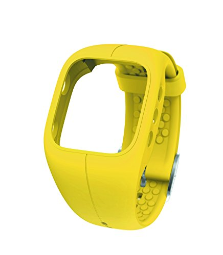 POLAR Armband A300, Mellow Yellow, 91054250