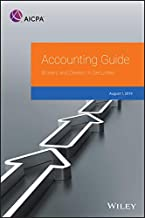 Accounting Guide: Brokers and Dealers in Securities 2019 (AICPA)