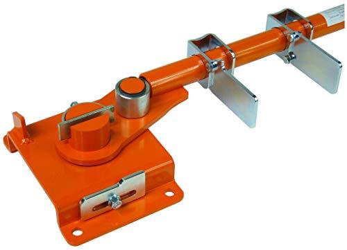 Biegemaschine GRO-2 Handbiegemaschine Biegegerät Eisen 6-14mm Eisenstangen Biegevorrichtung Formenbieger