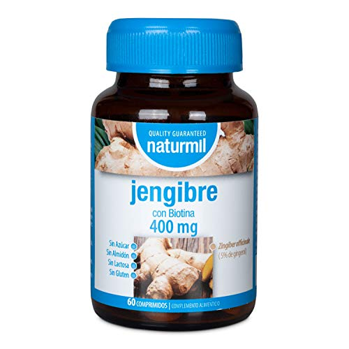 GINGEMBRE – Detox ginger | Antioxydants naturel | Aide à la circulation sanguine jambes, efficace contre arthrite et cramps - articulation | Anti nausées et vomissements