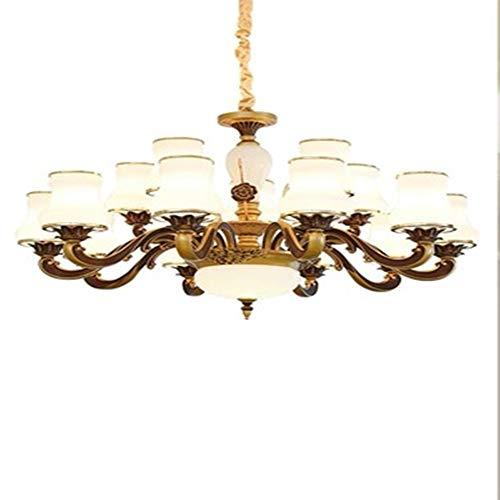 Hanglamp, Europese stijl hanglamp, retro hanglamp, geschikt voor kinderkamer, eetkamer, slaapkamer, woonkamer, hal, kan uw kamer gezelliger maken en de charme van retro voelen