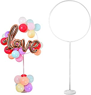 NB Balloon Arch Kit Plastic Column Stands with Bases (Style 4)
