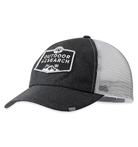 Outdoor Research Big Rig Trucker Cap, Black, 1size