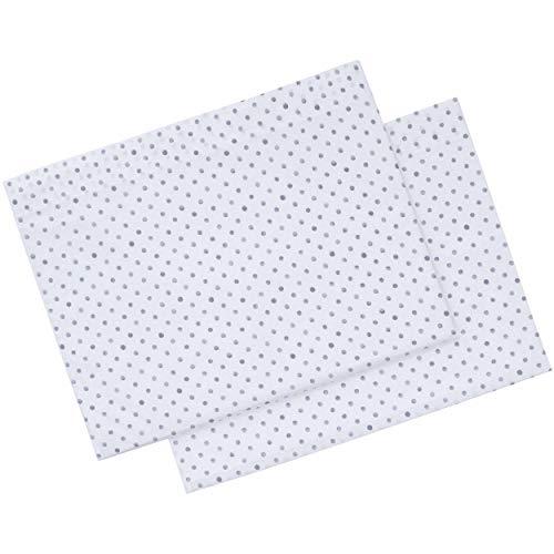 ED Ellen DeGeneres Watercolor Dots Pillowcase Pair, King Cases