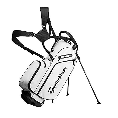 TaylorMade 5.0 ST Bag, White/Black
