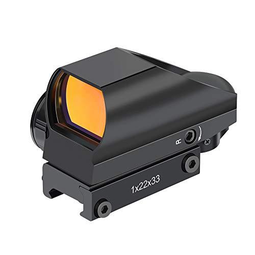OTW RS-25 1x22x33mm Reflex Sight,...