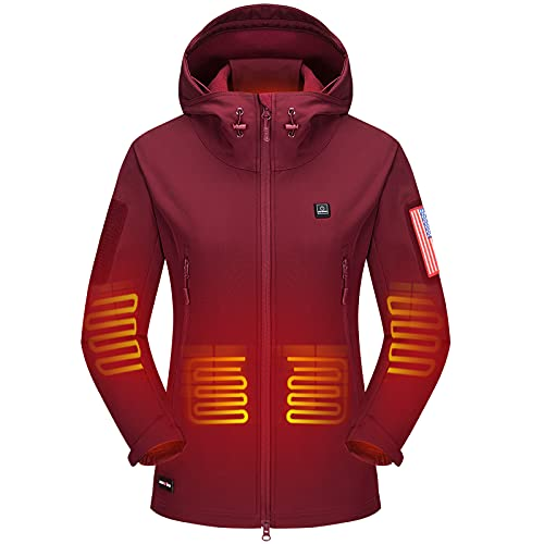 Best Budget-Friendly: DEWBU Heated Jacket
