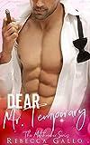 Dear Mr. Temporary (The Matchmaker Series)