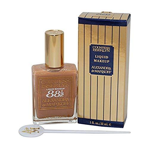 Alexandra De Markoff Countess Isserlyn Liquid Makeup For Women, 88 1/2, 1.0 Ounce