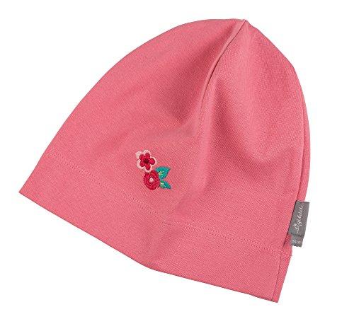 Sigikid Mädchen, Mini Mütze, Rosa (Blush 621), S (Herstellergröße: 46/48)