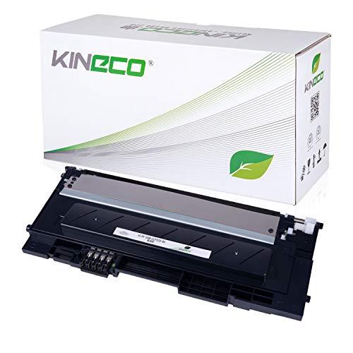Toner kompatibel mit CLP-320 für Samsung CLP-325, CLX-3180, CLX-3185 - CLT-K4072S/ELS - Schwarz 2.500 Seiten
