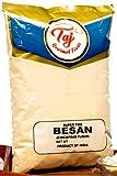 TAJ Premium Indian Besan Flour (Chick Pea, Gram Flour), (2-Pounds)