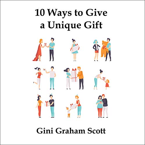 10 Ways to Give a Unique Gift Titelbild