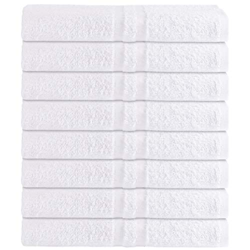 8-Pack Bath Towel 24x50, Super Absorbent, Fluffy, and Soft… New Mexico