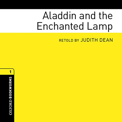 Aladdin and the Enchanted Lamp Titelbild