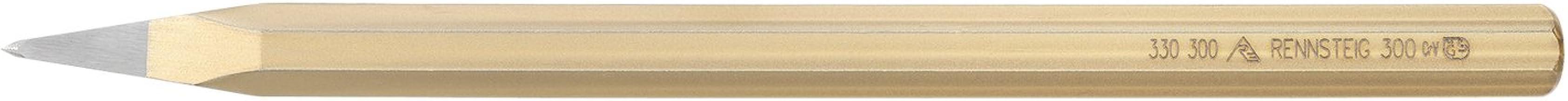 Rennsteig 330 200 0 16 x 200mm Pointed Chisel Octagonal Shank