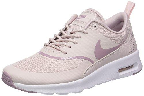 Nike Air Max Thea, Scarpe da Ginnastica Donna, Grigio (Barely Rose/Elemental Rose/White 612), 44.5 EU