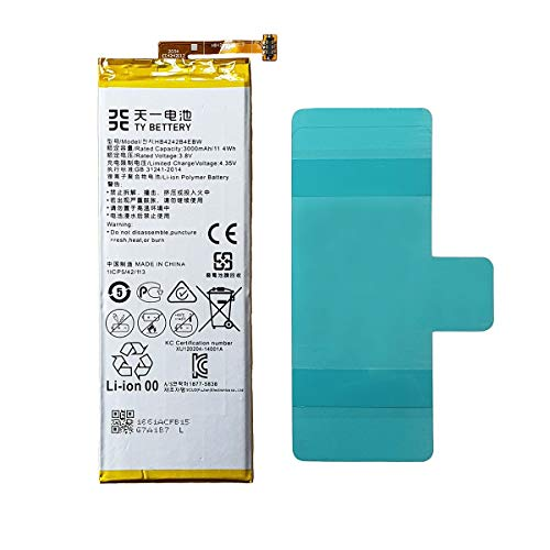 [TY BETTERY] Bateria Compatible con HB4242B4EBW Huawei Honor 6