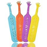 Segnalibro, 3D Simpatico Cartone Segnalibro Lettura Segnalibro per studenti, Segnalibro per bambini Ragazzi Ragazze, Segnalibro Bambini 3D