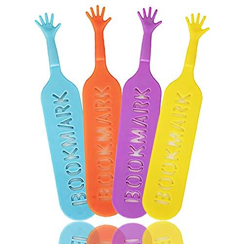 Lesezeichen, 3D Cartoon Lesezeichen, Lesezeichen Funny Bookmark für Kinder und Erwachsene, 3D Stereo Cartoon Funny Bookmark für Studenten