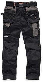 Scruffs Men's Pro Flex Holster Workwear Trousers