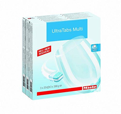 Miele UltraTab Multi Tablette 7 en 1 60 Unités