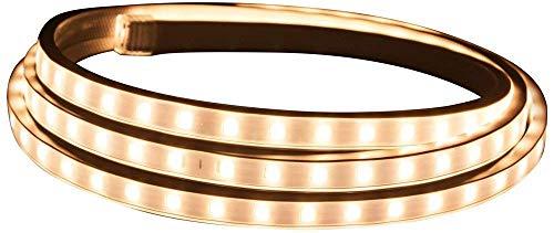 American Lighting 120-H2-WW Hybrid 2 LED Tape Rope Light Reel, 120-Volt, 150-feet, Warm White