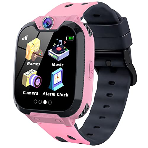 Smartwatch for Kids-Kids Smart Watch with Clock Phone for...
