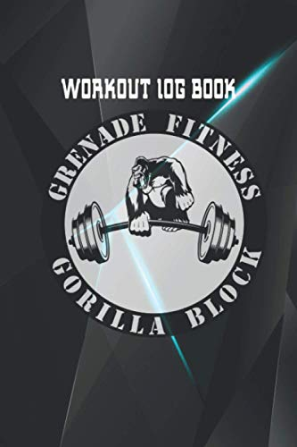 Workout log book: Your Fitness logbook Over 145 Days of Workout Tracking and Goal Setting. Easily Keep Track of Your Workouts and Body Measurements click to see more.....