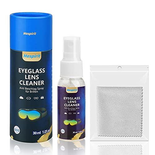 Anti-Fog Spray 30ml Eyewear Anti Fog Spray Waterproof Long Lasting...