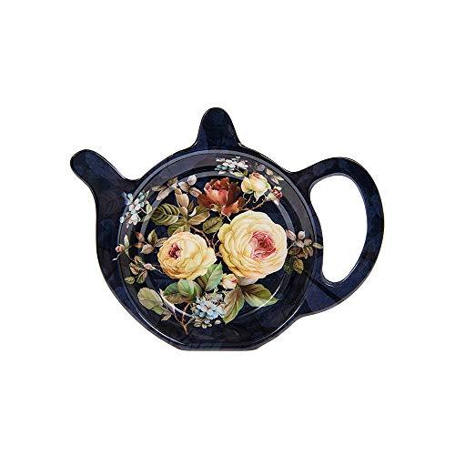 La collezione Leonardo Porta bustine per tè con fiori di rosa