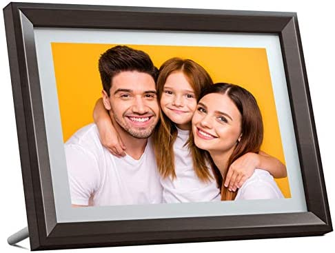 Dragon Touch Digital Picture Frame WiFi 10 inch IPS Touch Screen HD Display 16GB Storage Auto product image