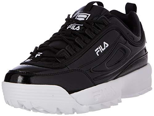 FILA Disruptor F kids zapatilla Unisex niños, negro (Black), 32 EU