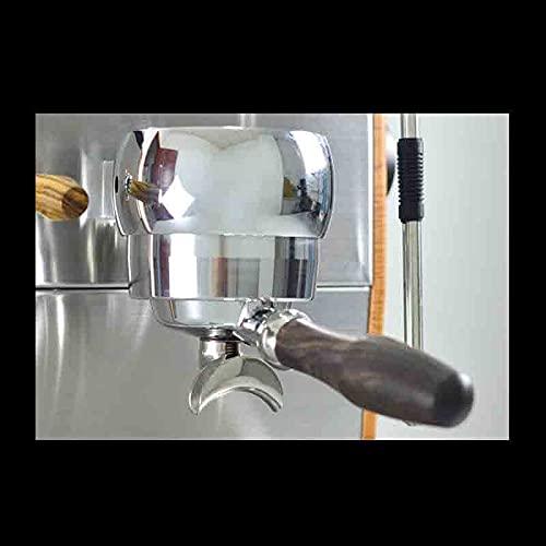 XIAOSAKU Cafeteras Expresso Tipo de Bomba eléctrica Tipo de presión Espuma Especial de Espresso Máquina de Espresso Dual PIDRITO contral para el Hogar y la Oficina (Color : 220v, Plug Type : UK)