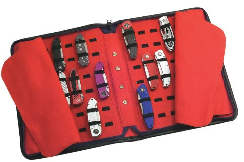 Large Pocket Knife Storage Case