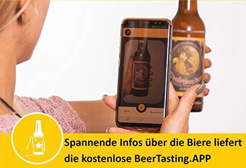 KALEA Craft Beer Adventskalender 2020, Biere von Privatbrauereien, Weihnachtskalender - 6