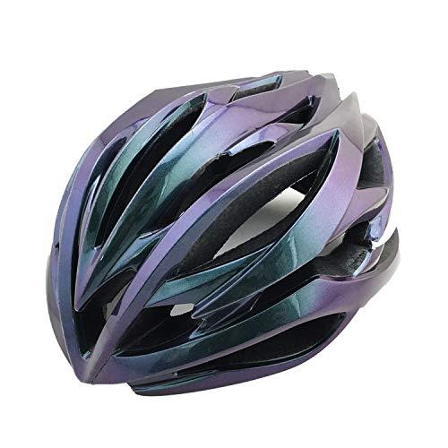 zihui LED helm met verlichting, fietshelm, fietshelm