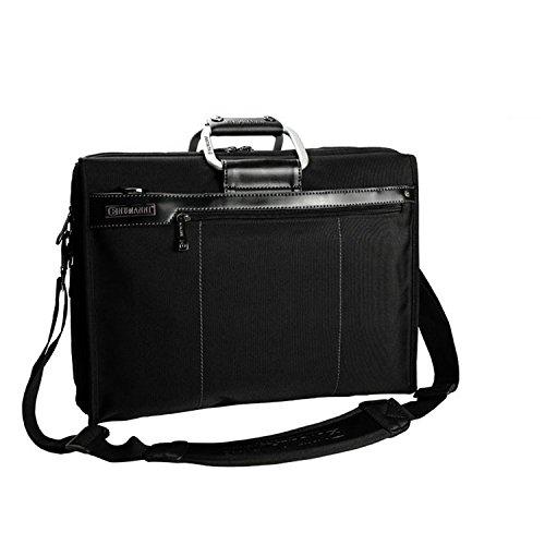 (ヌマーニ)NUMANNI ビジネスバッグ ブリーフケース 大容量 出張 防水 ブラック