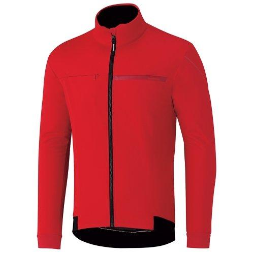 SHIMANO ecwjapwqs22md5Jacke Windjacke, rot (Rojo), fr: XL (Größe Hersteller: XL)