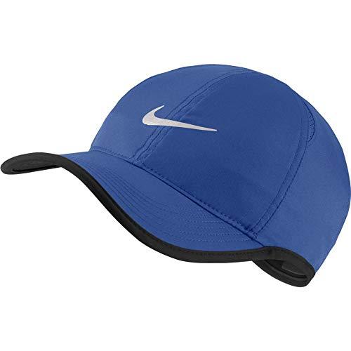 Nike 679421 Hat, Unisex Adulto, (Game Royal/Black/White), Talla Única