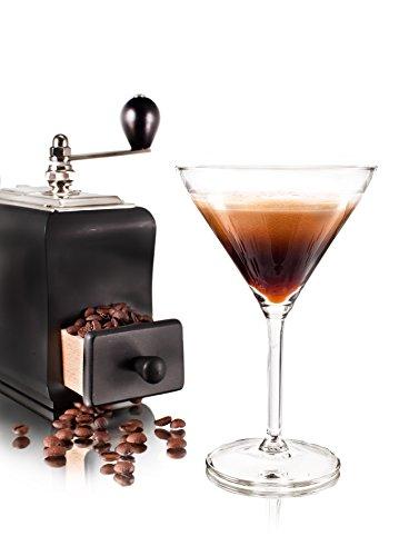 Kahlúa Coffee-Likör – Aromatischer Kaffee Likör mit Noten von Karamell & Vanille – Ideal pur, in Kaffeeheißgetränken oder Cocktails wie White Russian – 1 x 0,7 L - 5