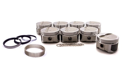 Wiseco Pro-Tru PTS508A6 SBC Dished Piston Set 4.060 Bore -15cc