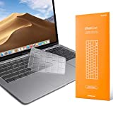 UPPERCASE GhostCover Premium Ultra Thin Keyboard Cover Protector Compatible with MacBook Air 2018-2019 Only