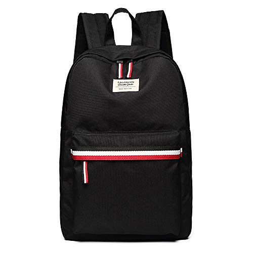 Lightweight School Bag for Kids, ERAY Small School Backpack for Children/Students/Travel (Black)