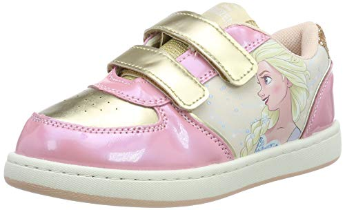 Cerdá Deportiva Skate Frozen Elsa, Sneakers Basses Fille, Rose (Rosa C07), 31 EU